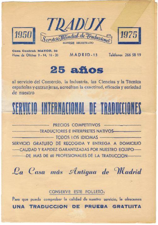 Triptico 1960